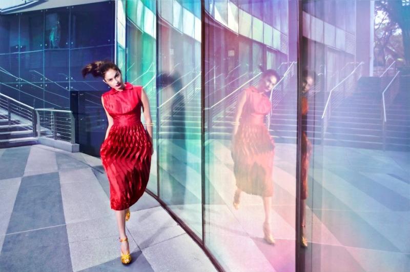 Phantasmagorical Glamour III by Akai-Z
