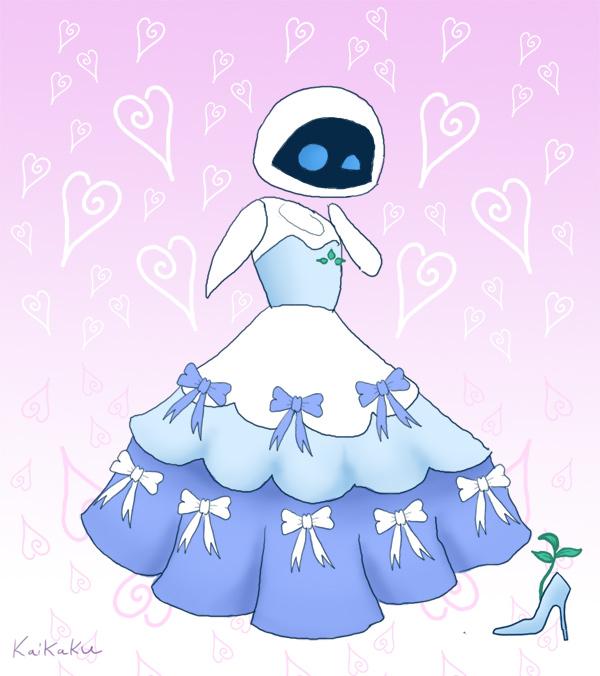 Princess EVE by kaikaku