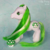 1-Up Pony by kaikaku