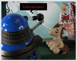 Doctor Whooves vs Dalek