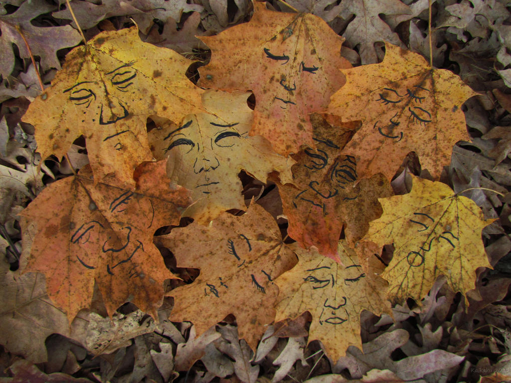 Fall Asleep by kaikaku