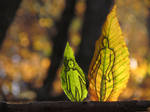 Leaf Sprite Parent and Child: Lessons by kaikaku