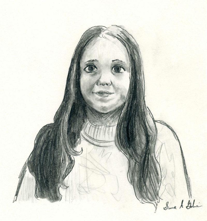 Portrait Practice by kaikaku