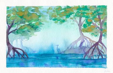 Mangrove by kaikaku