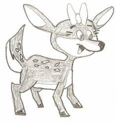 Deer by neromike