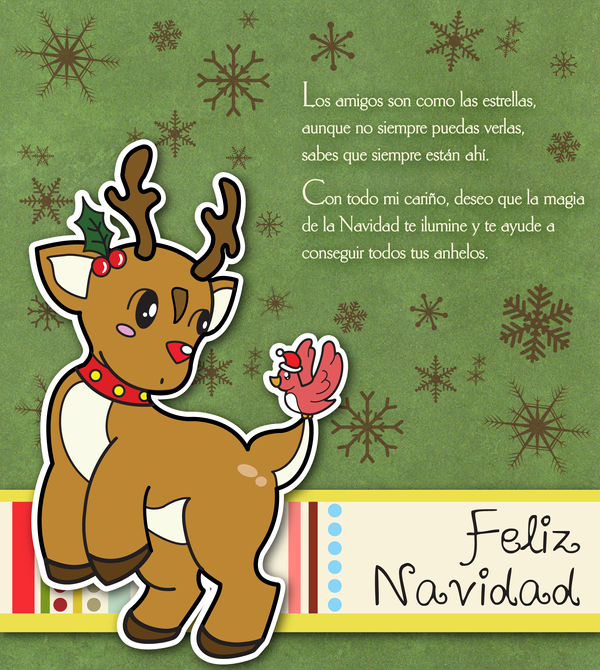 Christmas Card by inzanita
