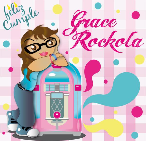 Grace Rockola by inzanita