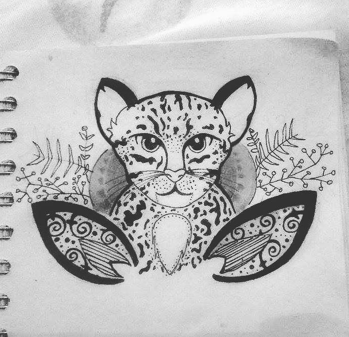 Ocelote by inzanita