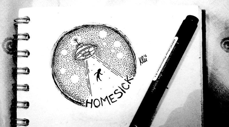 Homesick by inzanita