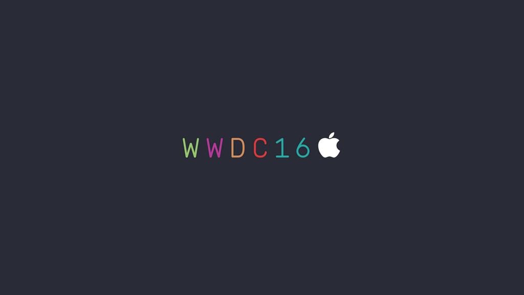 Wwdc Wallpaper 4k: WWDC16 Wallpaper 4k By Shinjimac On DeviantArt