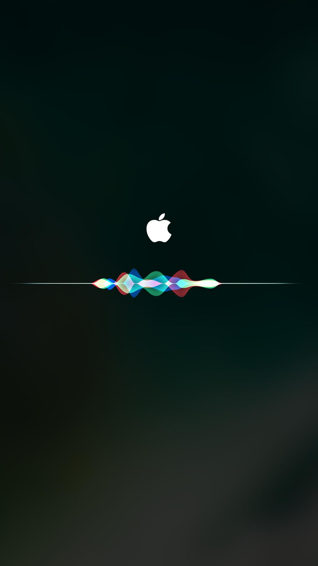 Wallpaper iphone apple logo -  Ios10 With Siri Wallpapers Iphone Applelogo Unzip By Shinjimac