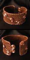 Framed in copper by Astukee