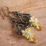 Lime Juice Earrings