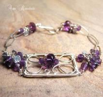 Aroma di Lavanda bracelet by Astukee