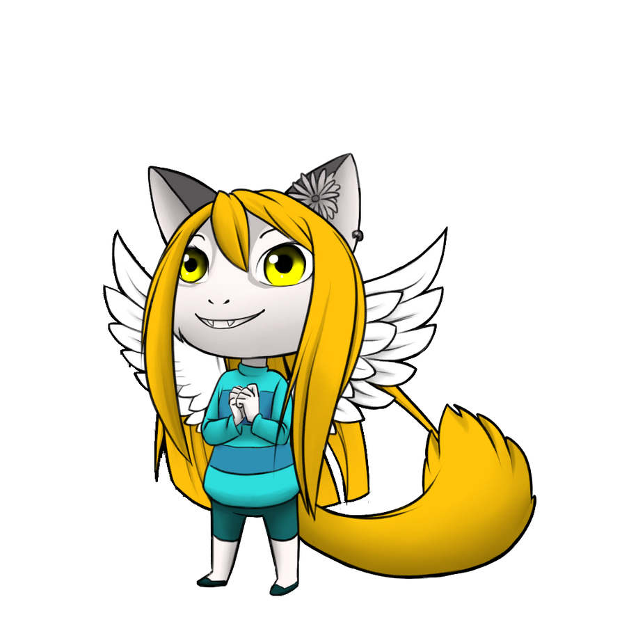 Meet lizzy (Superkid250 vice mascot) by superkid250