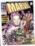 Quesada Marvel Cover SFX