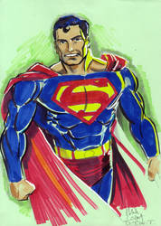 DTWTSUPERMAN1 by mikecollins