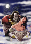 Romantic vampire