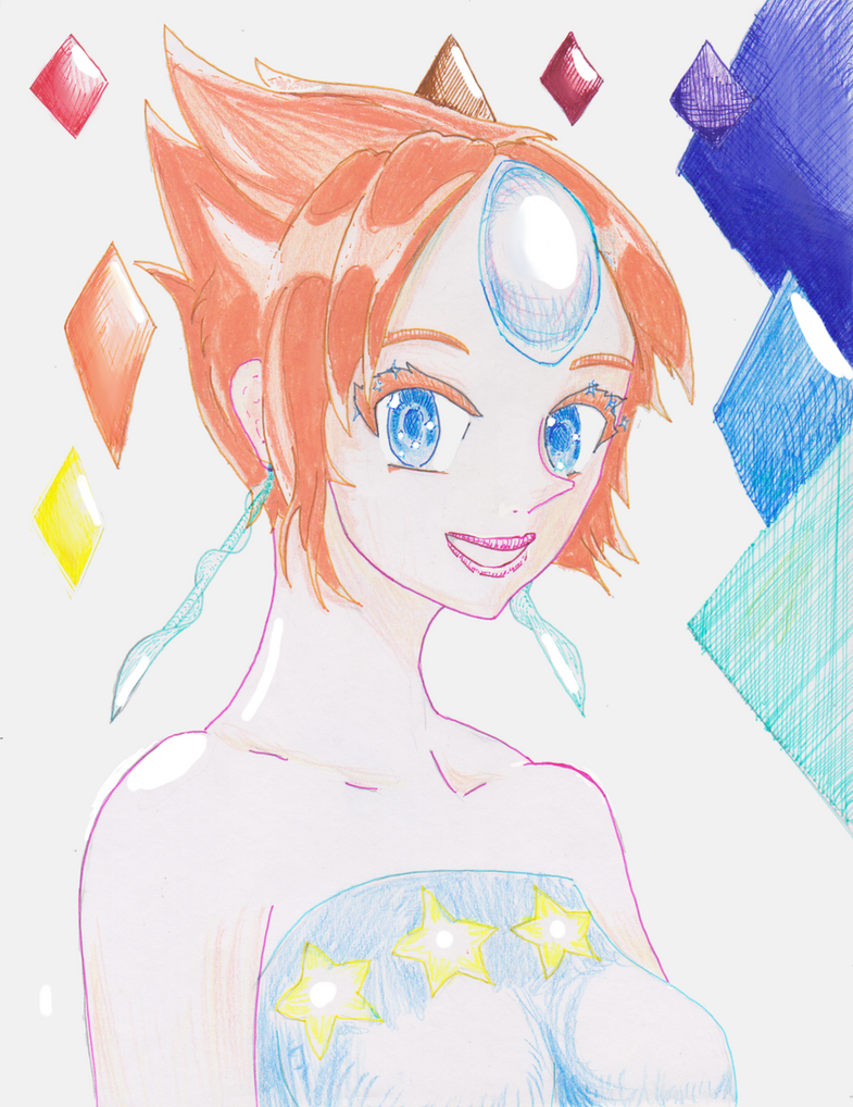 Pearl not-so-quickie by ddd09ish1