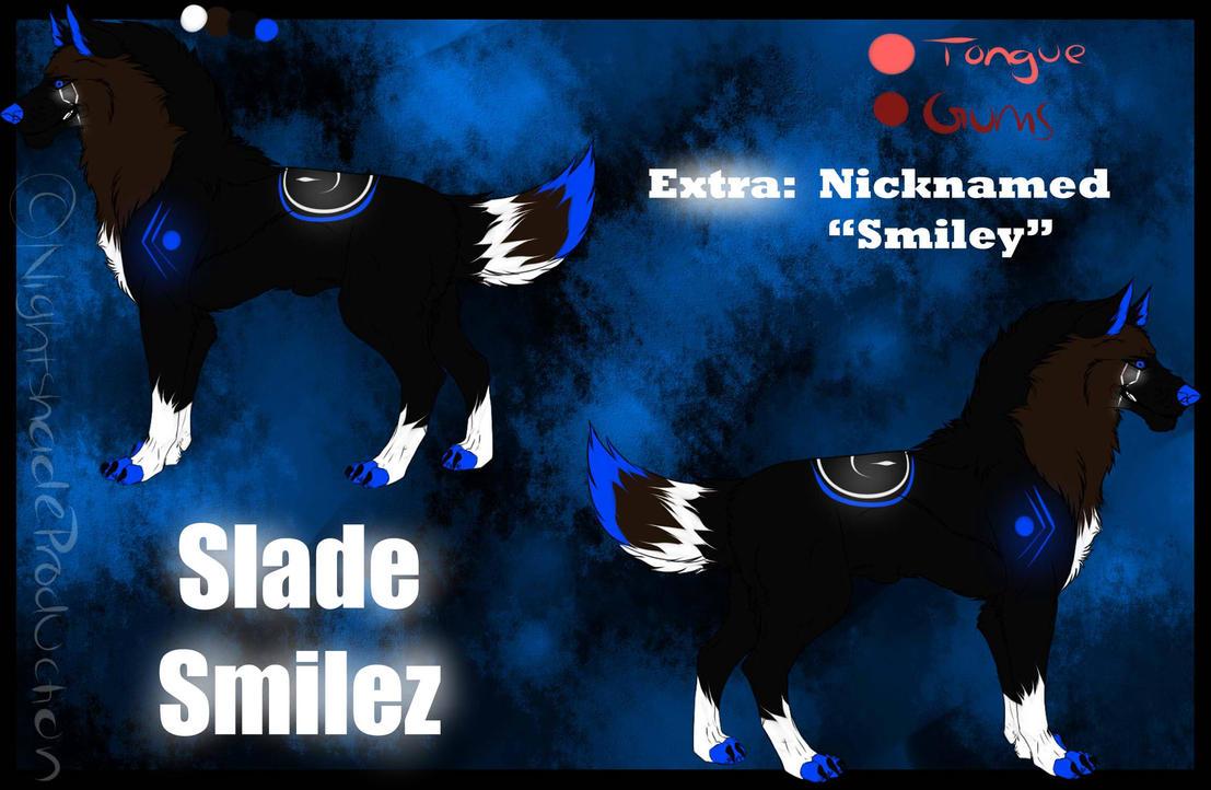 Slade Smilez Ref by NightshadePro