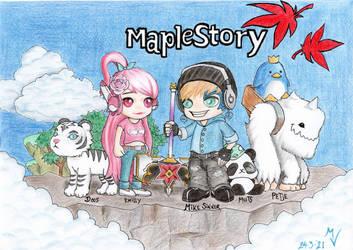 MikeSinner in Maple Story
