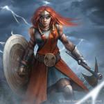 Immortals - Thrud