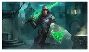 Paladin warlock