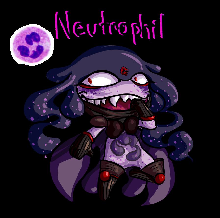 Neutrophil Kero by Leafjelly