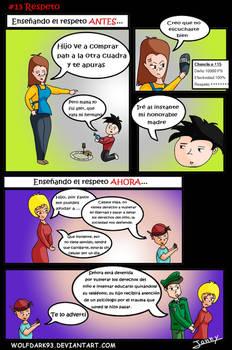 El posible comic - #13 Respeto