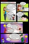 El posible comic - #13 Respeto by wolfdark93