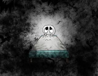 sleepless by meandermind