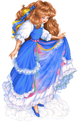 Maiden FairHair by Blumina