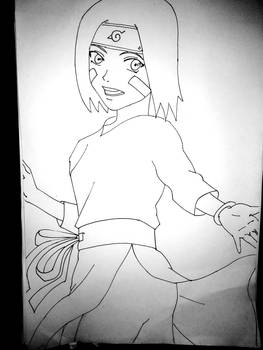 Rin Nohara (UNS4) not color