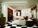 reception interior