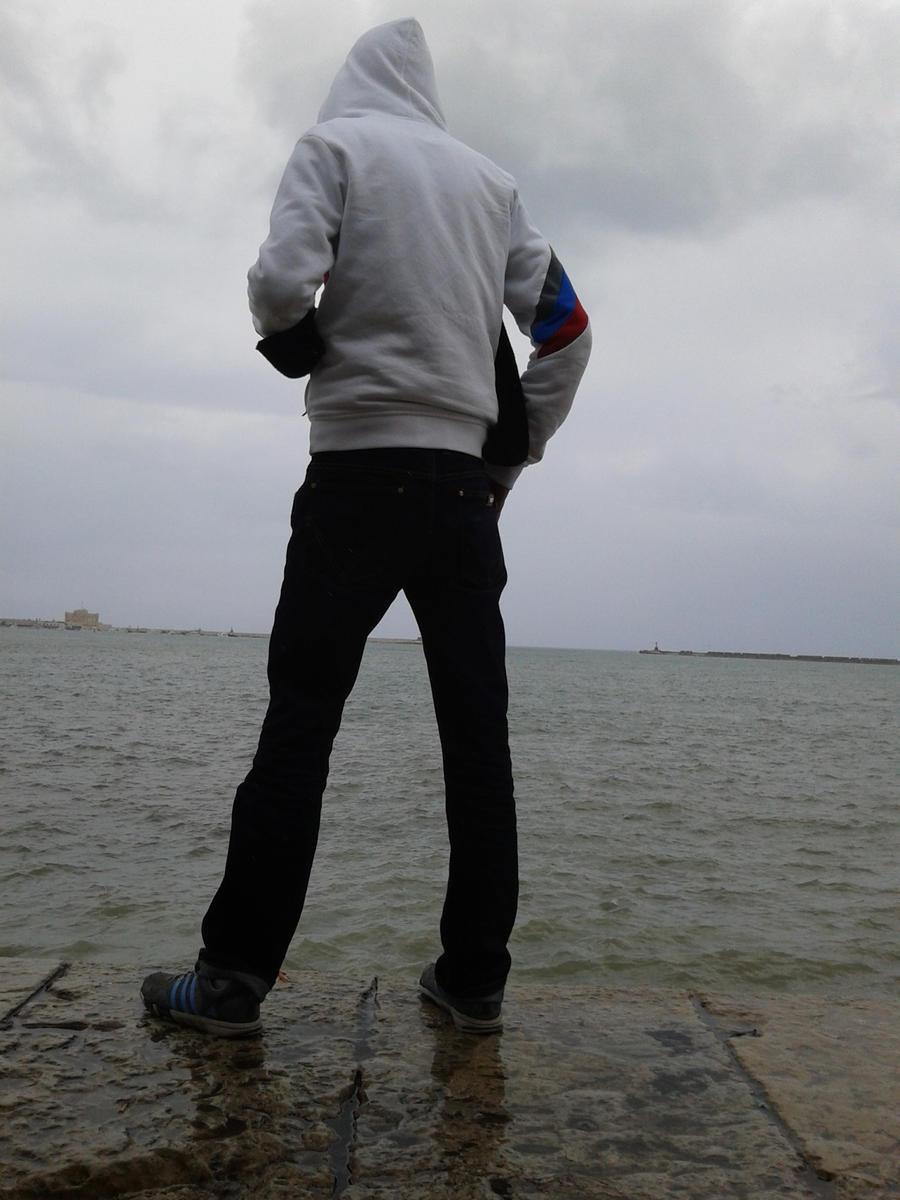 Alex..My friend by yasseresam