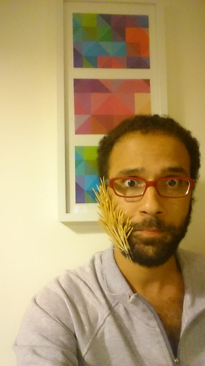 Toothpick..! by yasseresam