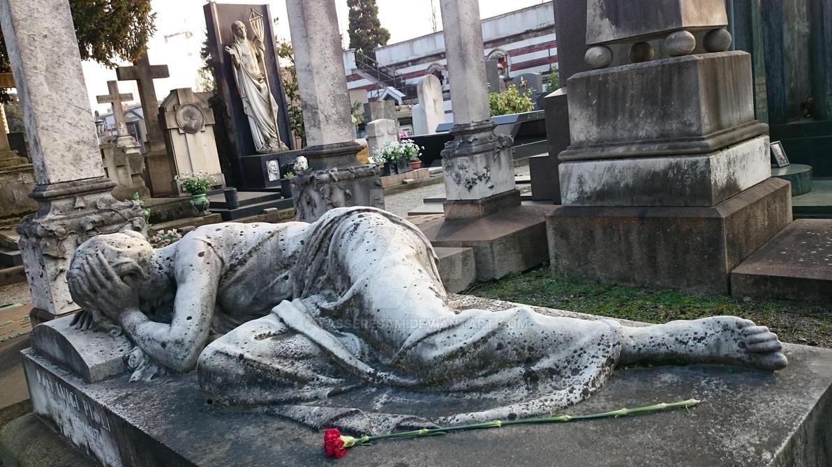 Cimitero Monumentale di Milano. by yasseresam