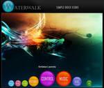 Waterwalk Icons