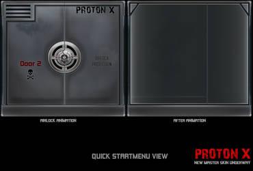Proton X Startmenu Preview