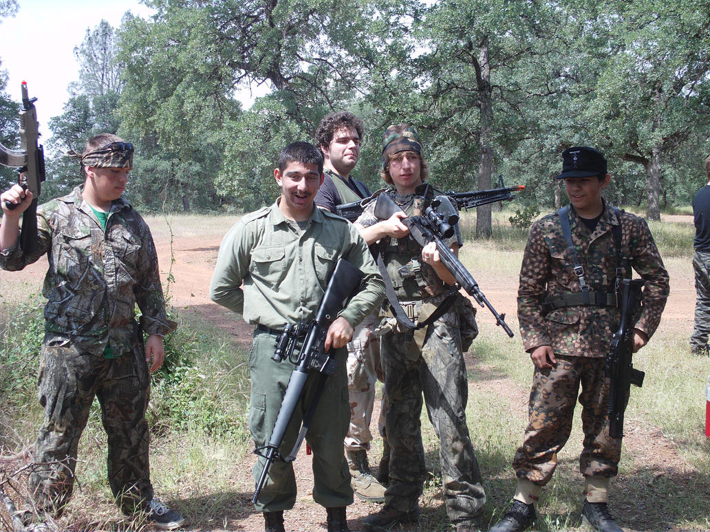Airsoft Group 109