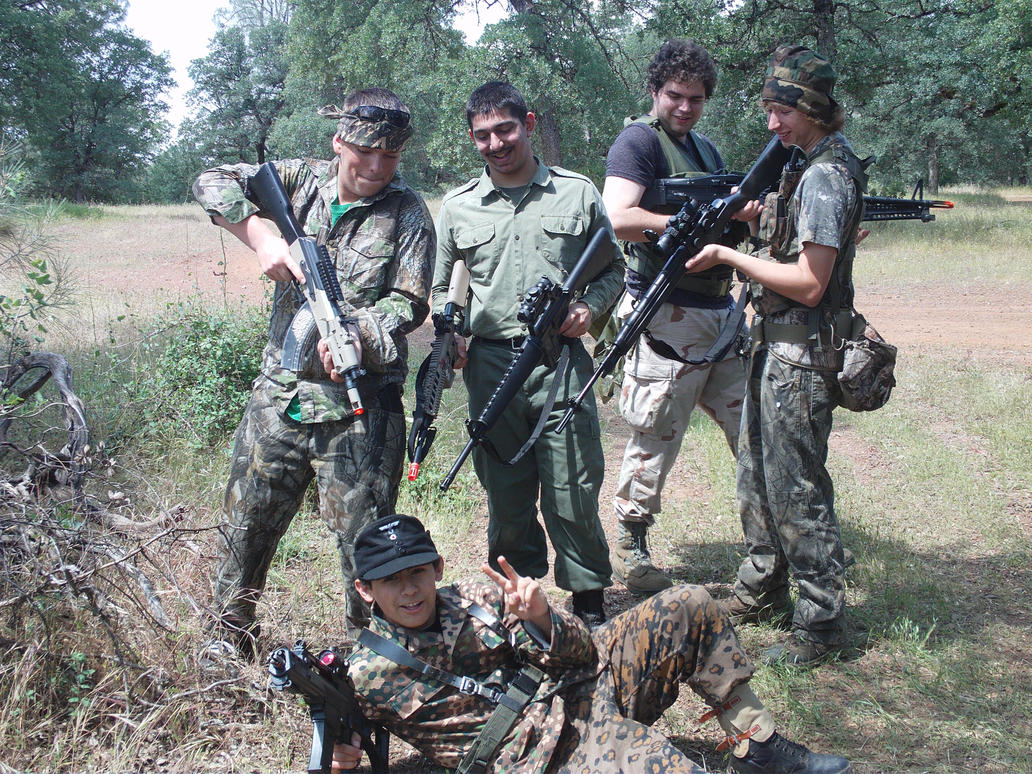 Airsoft Group 39