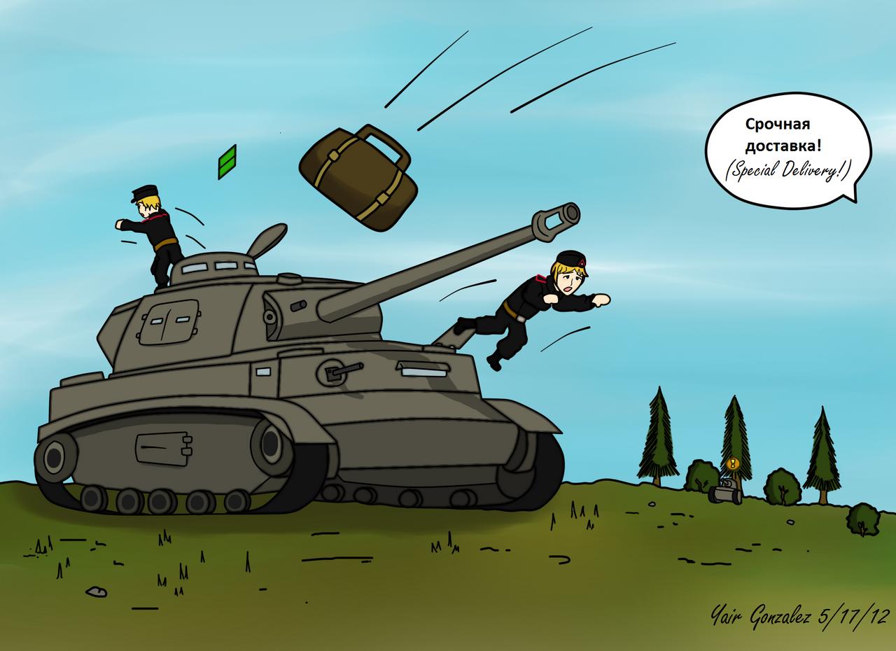 Прикольные рисунки ворлд оф танк