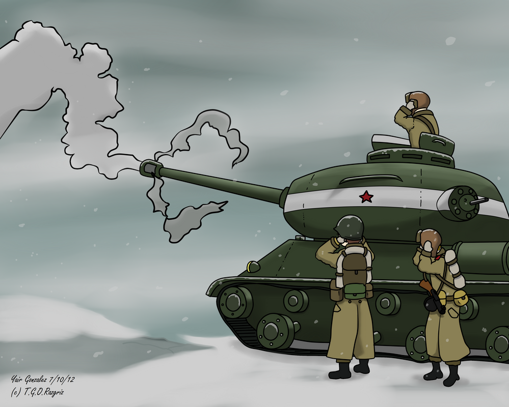 Winter War by DeSynchronizer