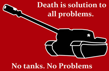WoT Bumpersticker Contest Submission by DeSynchronizer