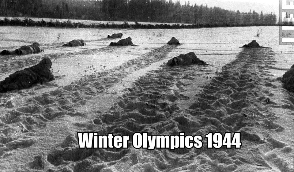 Winter Olympics 1944 by DeSynchronizer