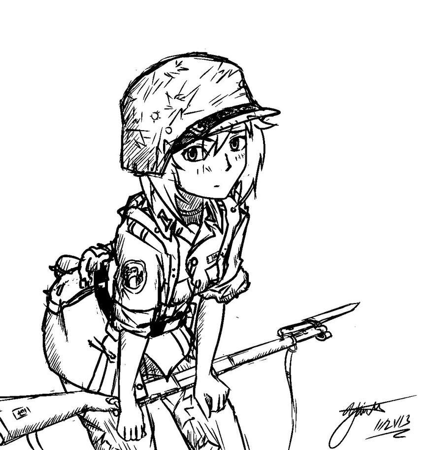 Everah day i'm doodling shet by DeSynchronizer