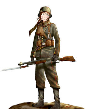 Assault Class Waifu