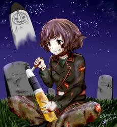 Halloween Collab by DeSynchronizer