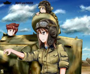 The Beast und Panzer