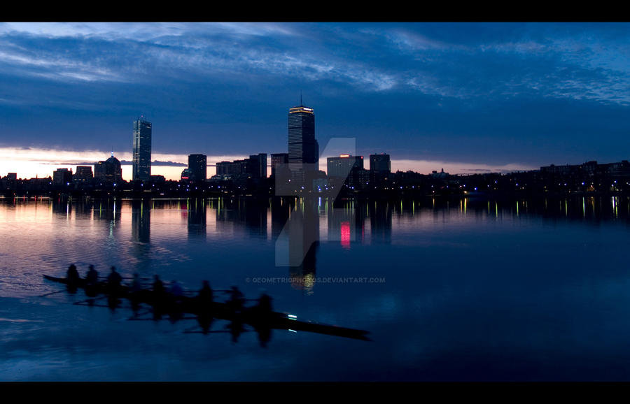 Boston, MA by geometricphotos
